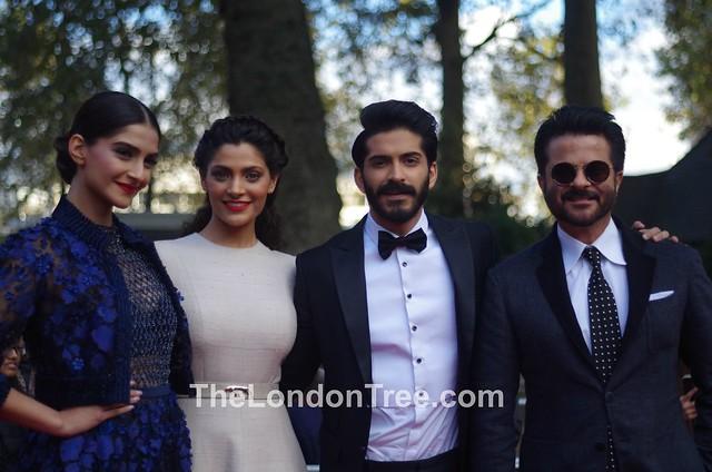 MIRZYA Premiere In London Film Festival