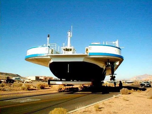 Charles Hall Ferry On Shore Utah Department Of