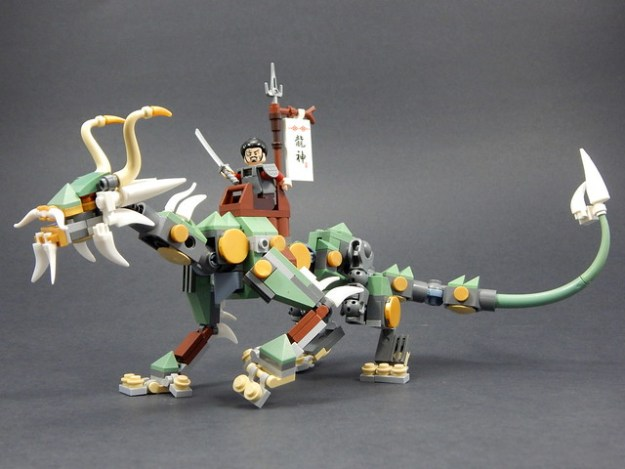 Obashi Mist Dragon