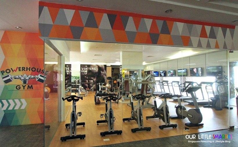 Gym Bintan Lagoon Resort