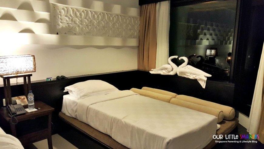 Kids Bed Bintan Lagoon Resort