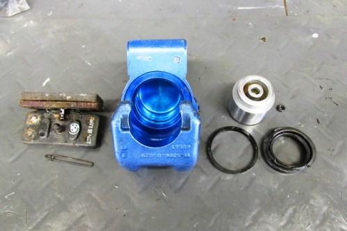 Caliper Parts