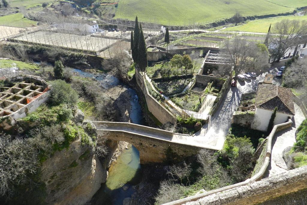 Puente Arabe Ronda Málaga 02