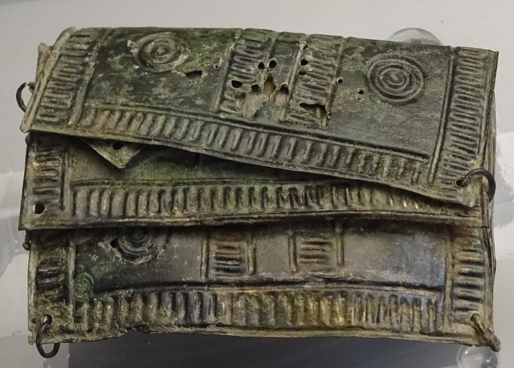 Placas articuladas Museo Numantino Soria 03