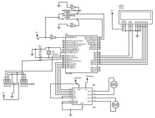 WPEMB1001-circuit-diagram-MultiLevel-Car-Parking-System