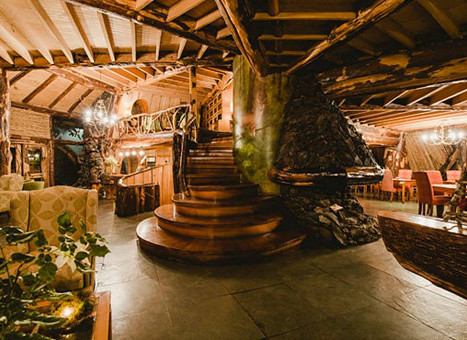 Hotel Montaa Mgica Lodge Chile Diagonal Uno Flickr