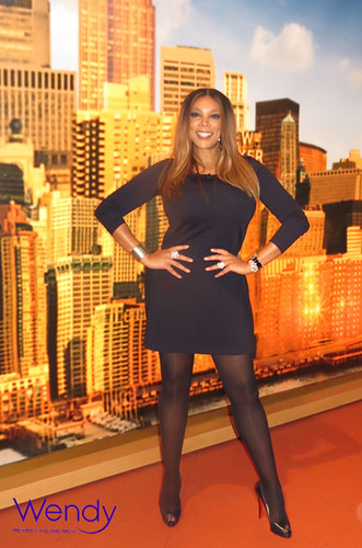 Wendy Williams Celebrities In Tights Flickr