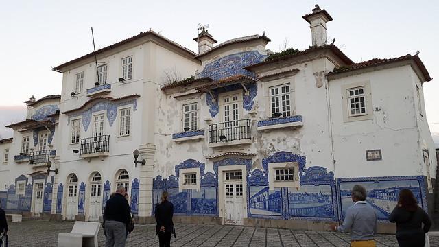 station Aveiro