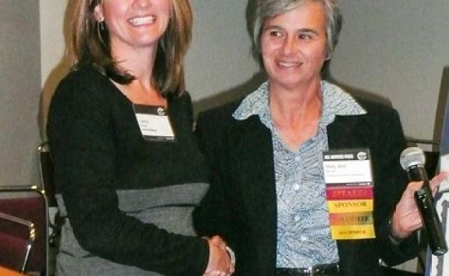 Laura Bergen Of Duluth Friends Malf President Mary Ann Be