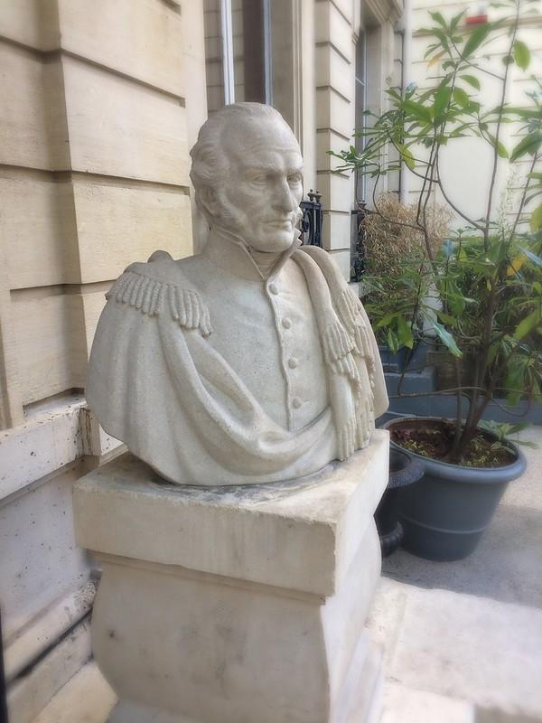 Buste de Bolivar