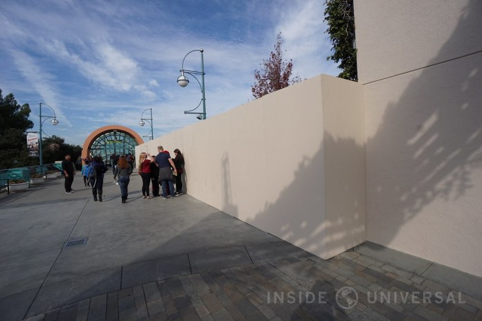 Photo Update: December 10, 2016 - Universal Studios Hollywood