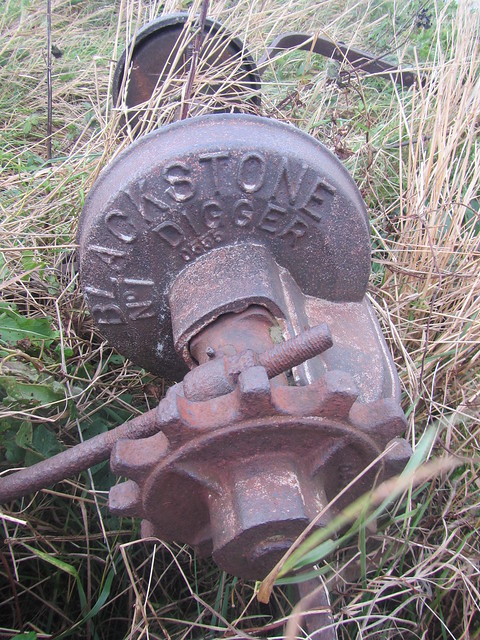 Blackstone No.1 Digger, Port Mulgrave