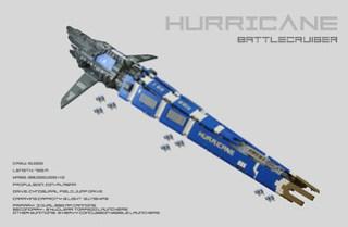 Hurricane Battlecruiser