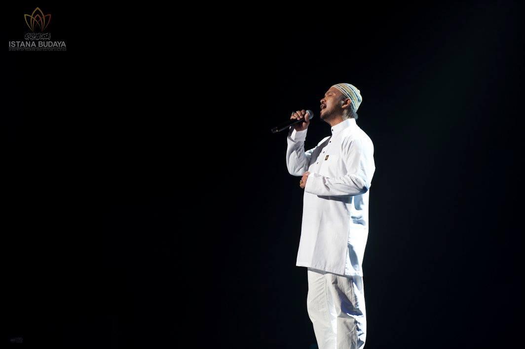 Konsert 3 Kejora Bersatu - Nazrey Ex-Raihan