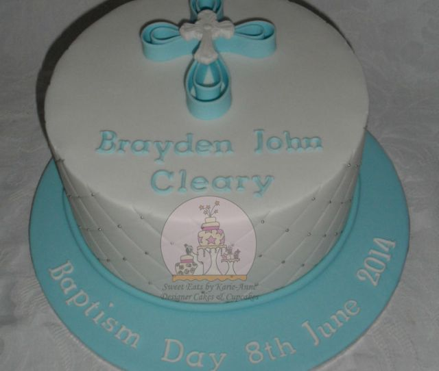 Baptism Cake Copy By Sweet Eats By Karie Anne