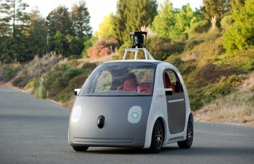 Image result for self driving car google