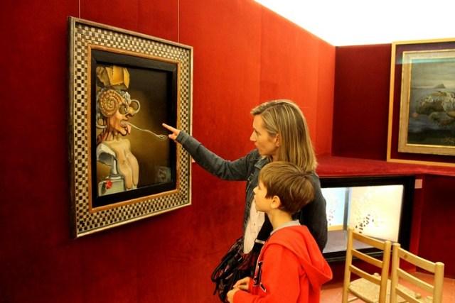 Museo Dalí de Figueras