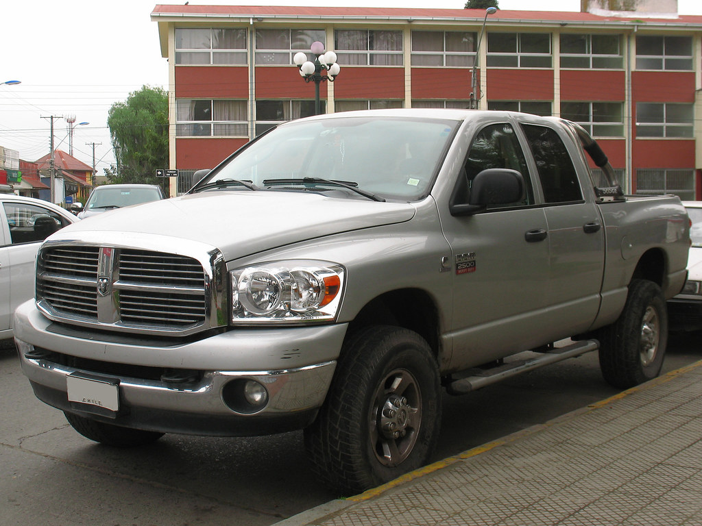 hight resolution of  dodge ram 2500 heavy duty big horn quad cab 4x4 2009 by rl gnzlz