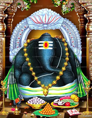 Lord Ganesha Wallpaper In Hd Album No 21 Kanipakam Varasidhi Vinayaka Swamy