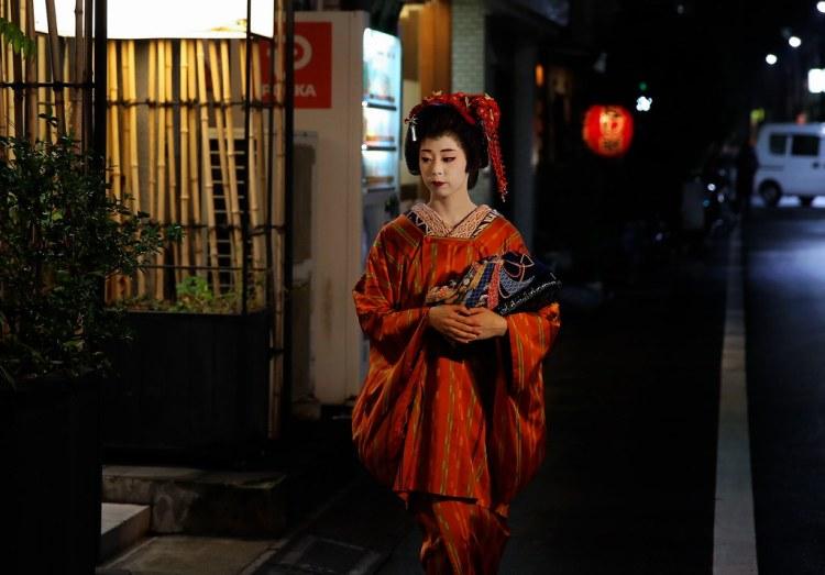 Asakusa Geisha