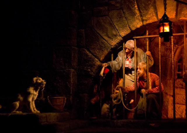 Disneyland_Pirates of Carribean