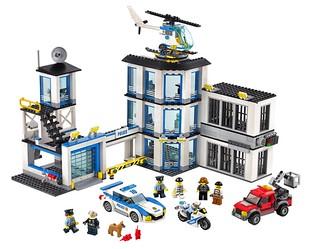 LEGO City Police Station (60141)