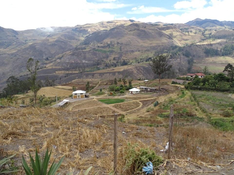 Recorrido en tren desde Alausi hasta Sibambe y Nariz del Diablo Ecuador 30