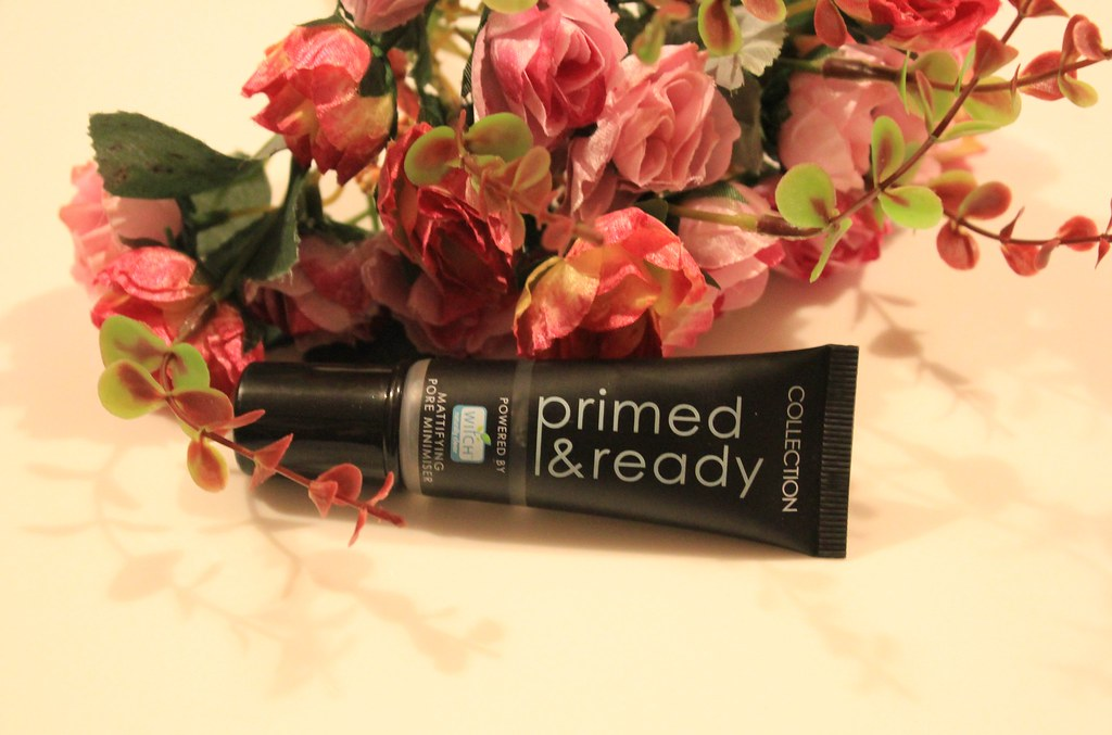 Collection Primed and Ready Primer