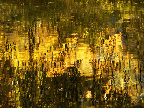 Le lac d'or - The lake of gold