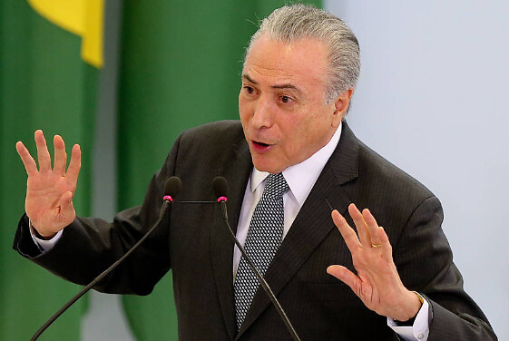 Presidente Michel Temer acredita que não será cassado pelo TSE, Michel Temer