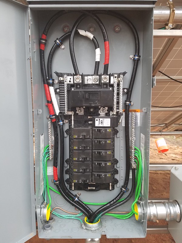 Wiring Up A 100 Amp Subpanel