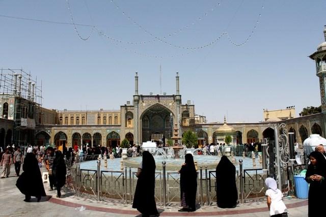Santuario de Fátima en Irán