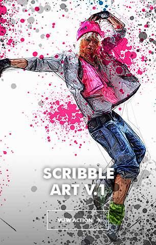 Ink Spray Photoshop Action V.1 - 26