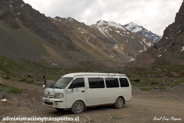 Kia Besta 3.0 | Cordillera de los Andes