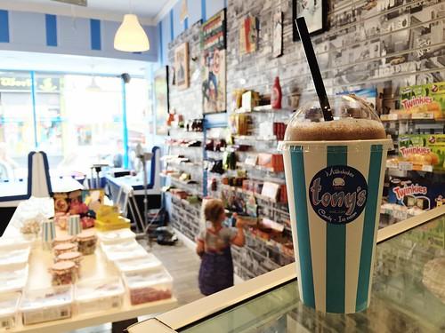 Tony's Milkshakes, Exeter