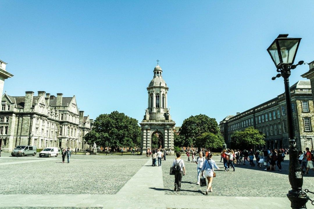 Trinity College Dublino
