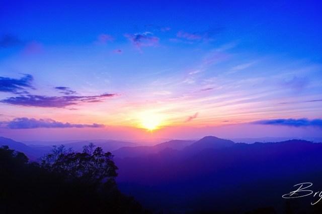 Blissful Sunset