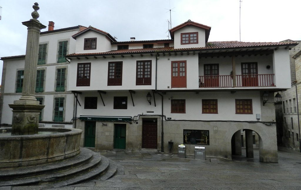 Casco Histórico Ciudad Orense 09