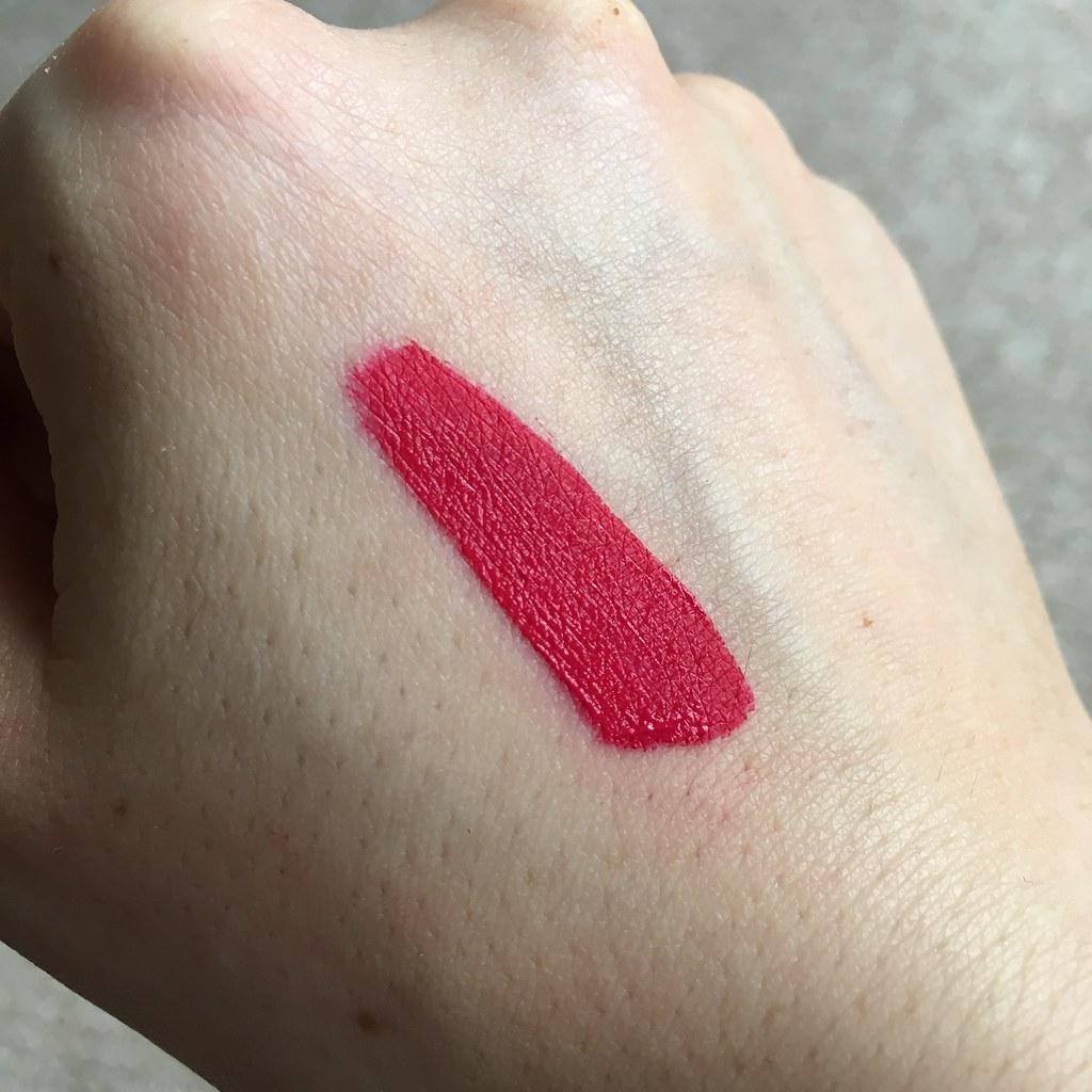 MUA Luxe Velvet Lip Lacquer Moxie