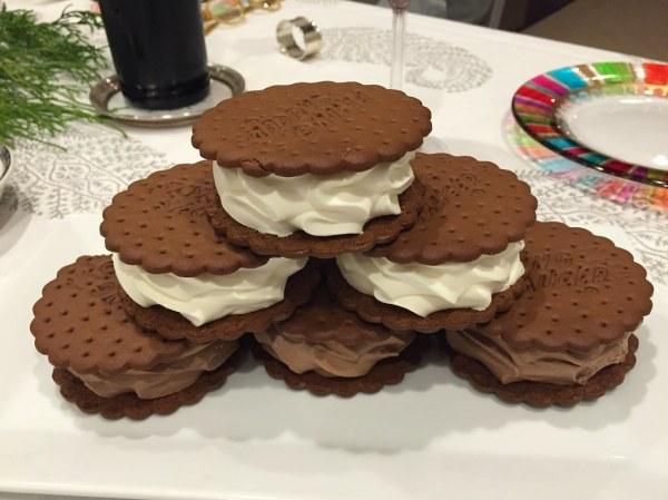 flying saucer cookies