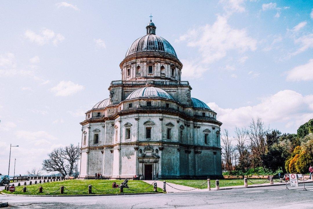 Todi, Tempio della Consolazione