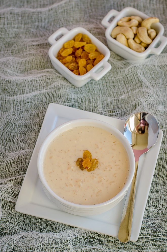 Caramel Rice Payasam, Caramel Rice Pudding, South Indian Sweet, Indian Sweet, Caramel Rice Kheer, Blogging Marathon, Milk Sweets,