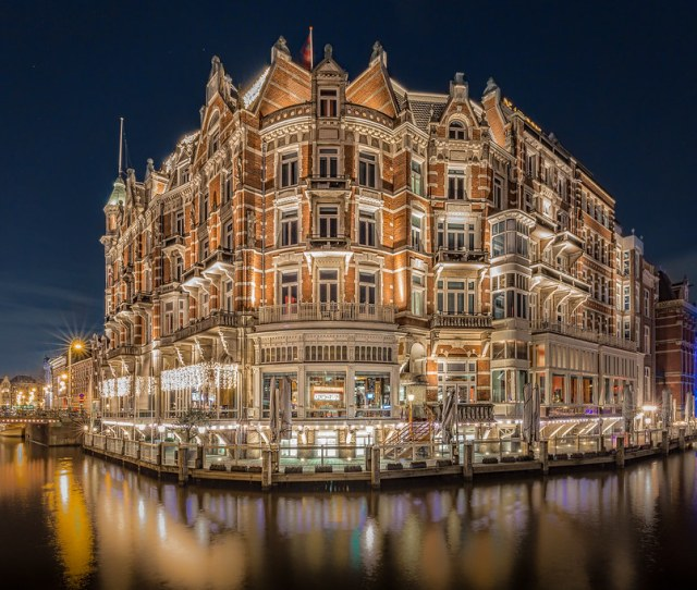 Hotel De Leurope Amsterdam Explored By Tom Roeleveld