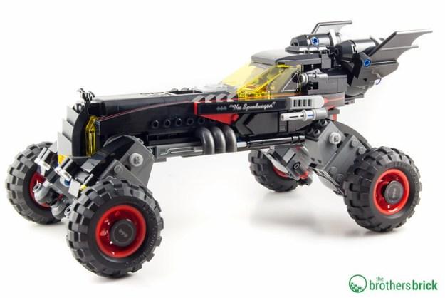 70905 The Batmobile