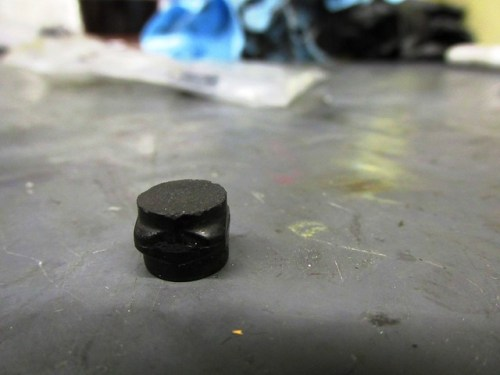 Plastoc Brake Caliper Button