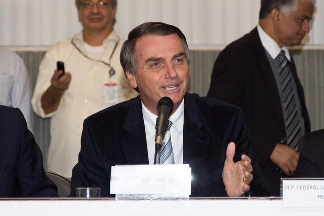Bolsonaro deve se filiar ao Mudar Brasil, criado por condenado do mensalão