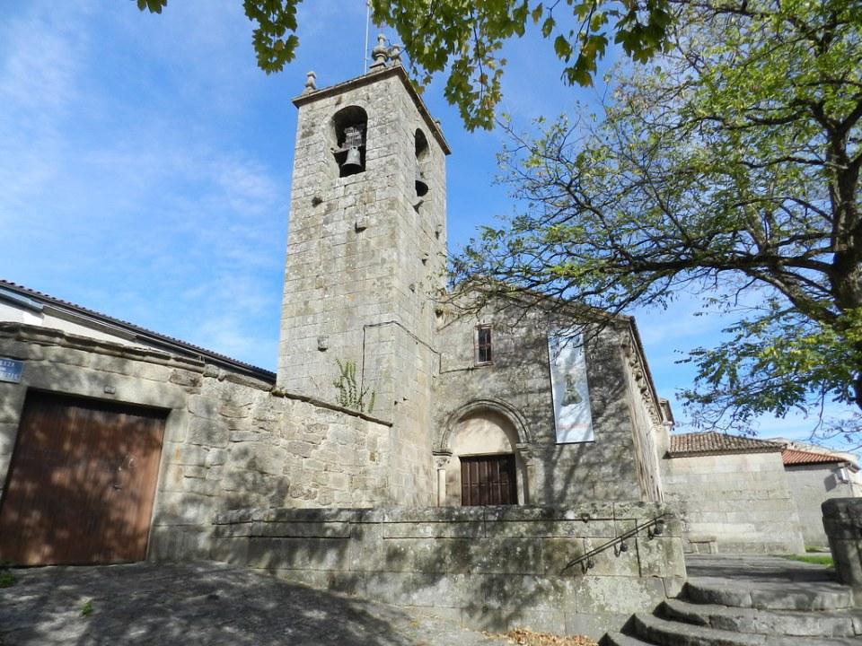 Iglesia Santo Estevo Allariz Orense