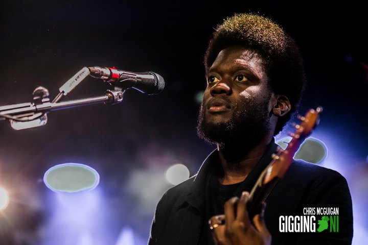 Michael Kiwanuka @ Limelight 1