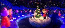 Christmas Gaylord Palms 2016 Packs In Family Holiday