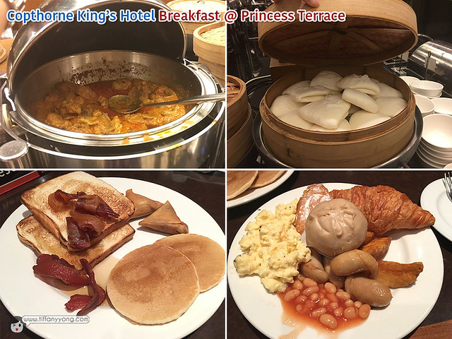 Copthorne Kings Hotel Breakfast